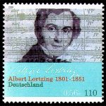 Stamp_Germany_2001_MiNr2163_Albert_Lortzing